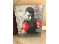 Lovely Mike Tyson canvas