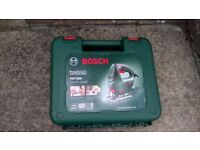 Bosch SDS Orbital Jigsaw PST 650 - Used once or twice 1 Owner - Move forces sale