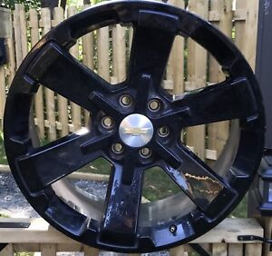 22' Chevrolet Stock Truck Rims.