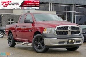 2013 Ram 1500 ST       SAT.RADIO | MEDIA HUB | TIP START