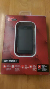 Sony Xperia E1 smart phone-Brand New