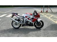 Yamaha r6 or race bike