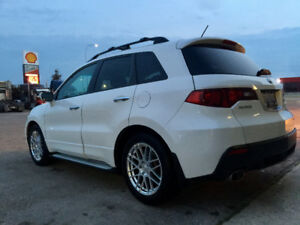 2012 Acura RDX SUV with RoofRack, Winter Tires with Rims