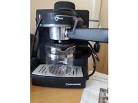 Cookworks Espresso Cappuccino Maker