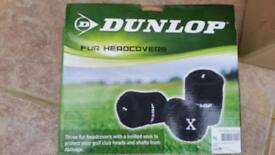Golf head covers- Dunlop
