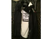 Black men's or woman's Superdry size medium