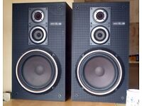 Sony Old School hi-fi speakers SS-G1 Mk3