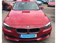 BMW 320D Dynamic Efficiency