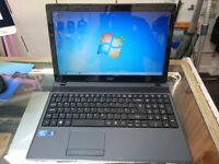 ACER 5349 LAPTOP GREAT CONDITION WINDOWS 7 HOME PREMIUM WITH COA