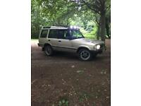 Land Rover discovery 300tdi 50th anniversary