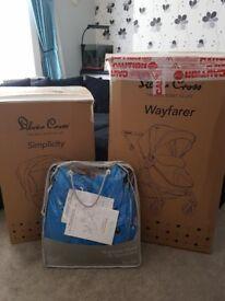 Silvercross wayfarer all in one travel system bargain!!