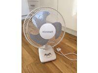 Micromark fan