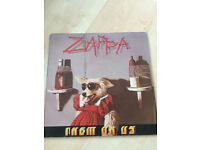 Frank Zappa - Them Or Us vinyl
