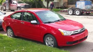 Sporty 2008 Ford Focus SE
