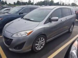 2012 Mazda MAZDA5 GT HEATED SEATS! BLUETOOTH! ALLOYS! CRUISE CON