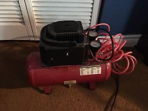 Jobmate 3 Gal Air Compressor