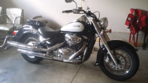 2001 Suzuki Intruder Volusia