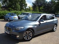 /// BMW 530D GRAN TURISMO GT SE 2009 PLATE /// AUTOMATIC DIESEL /// SAT NAV LEATHERS PRIVATE PLATE /