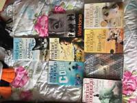 8 Michael Morphurgo books
