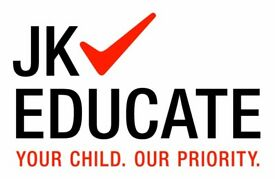 11+ TUTORS REQUIRED FOR IMMEDIATE START AT JK EDUCATE