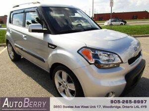 2010 Kia Soul 4U ***CERTIFIED ** ACCIDENT FREE*** $7,999