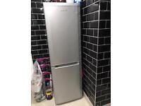 Silver Beko fridge/freezer