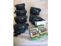 Fujifilm Instax 100 camera