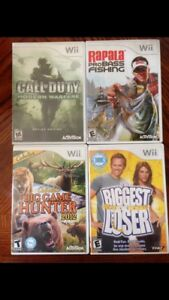 Wi games