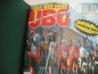 UBG motorcycle mags
