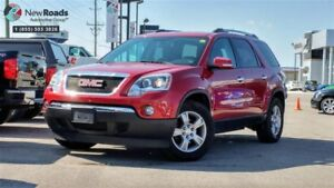2012 GMC Acadia SLE SLE AWD, 7 PASS, PWR GRP, NO ACCIDENT