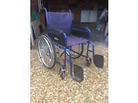 Used wheel chair