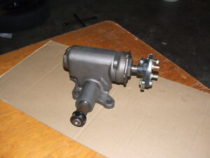 Manual Steering Box
