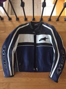 Alpinestars Motorcycle Racing Jacket