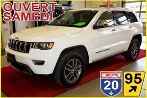 2016 Jeep Grand Cherokee LIMITED * TOIT * CUIR * 4X4