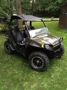 POLARIS RZR 2009 FOR SALE/TRADE