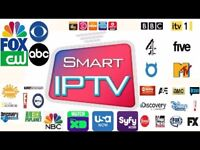 IPTV Smart tv/ Fire stick/ android/ Full support £45 year