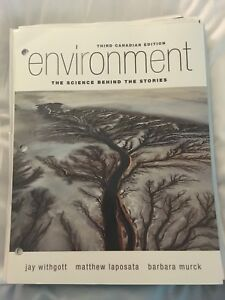 Selling textbook for ERSC1010 for Trent students!
