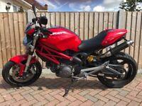 Ducati Monster M696+
