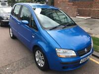 2005 Fiat Idea. Superb. Mot. Cheap Tax. Only 70,000 Miles Warranted