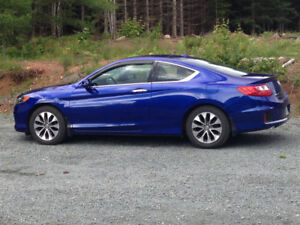 2013 Honda Accord EX-L w/Navi Coupe (2 door)