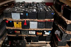 Free Pick up Recycle Old Batteries FREE!!