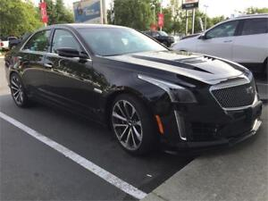 NEW 2017 Cadillac CTS-V Sedan Black @ 0% Financing to 72 months