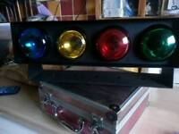 Oldschool disco lights SKYTEC twig IV lights tl-403