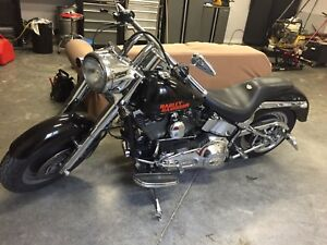 Harley Davidson fat boy 2000