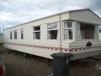 unsited mobile home