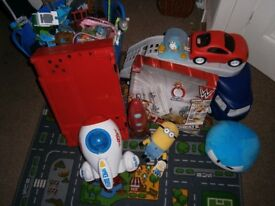 Toys!! Massive bundle to keep them entertained!! see all pics!