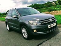 2013 Volkswagen Tiguan 2.0 TDI SE TDI BLUETECH .... Finance Available