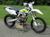 2016 Husqvarna FE 350 Enduro Bike 4 Stroke Fuel Injection Excellent condition