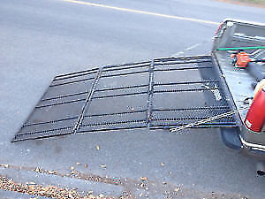 Buddy ramp fit on Chev or Fords full box P/U
