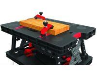 Keter Master Pro Folding Work Table - Model 1719931